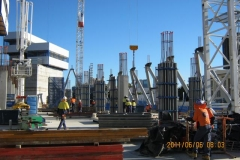 Qld-Children-s-Hospital-Completion-of-Steel-Columns-006-Small-
