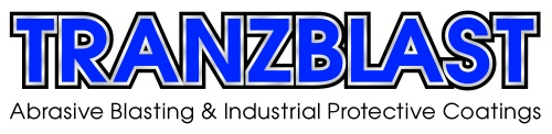 Tranzblast Coating Services (Aust) Sticky Logo